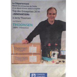Thoonsen, the top of innovation
