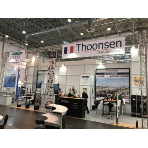 THANK YOU FOR VISITING US AT EUROSHOP 2017 !